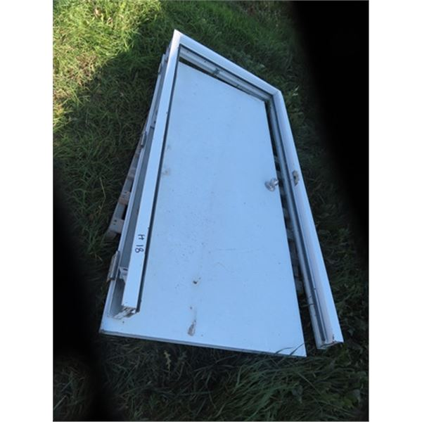 """Steel Door & Frame 36"""" x 79"""""""