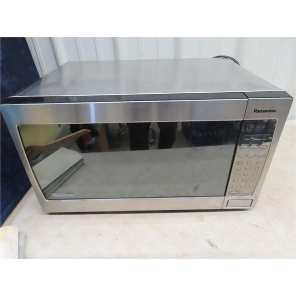 Stainless Steel Panosonic Microwave