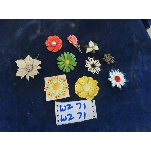 Jewellery , Funky Brooches