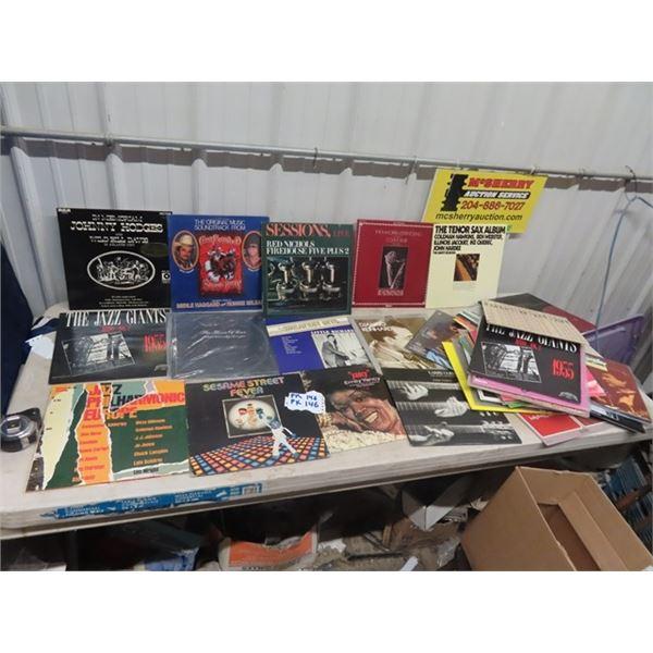 46 Records - Blues & Jazz Records