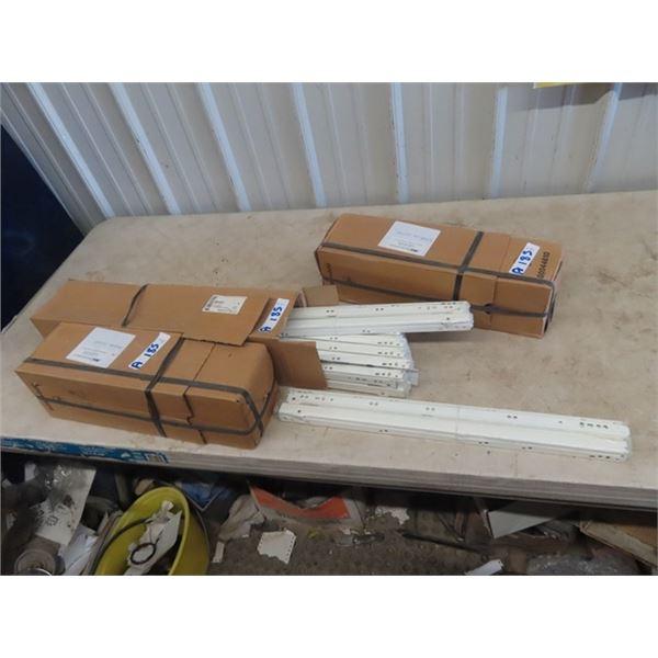 3 Boxes New Drawer Full Extension Runner