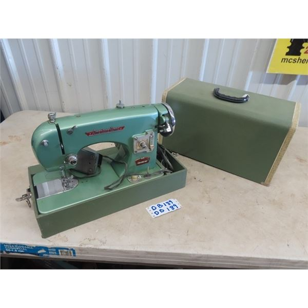 American Home Portable Sewing Machine