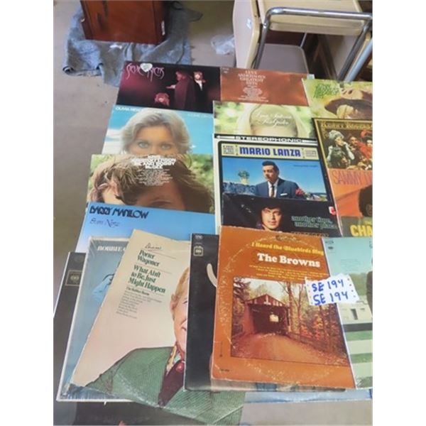 Approx 40 Records - Various Artists