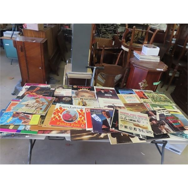 Approx 50 Records- Various Artists