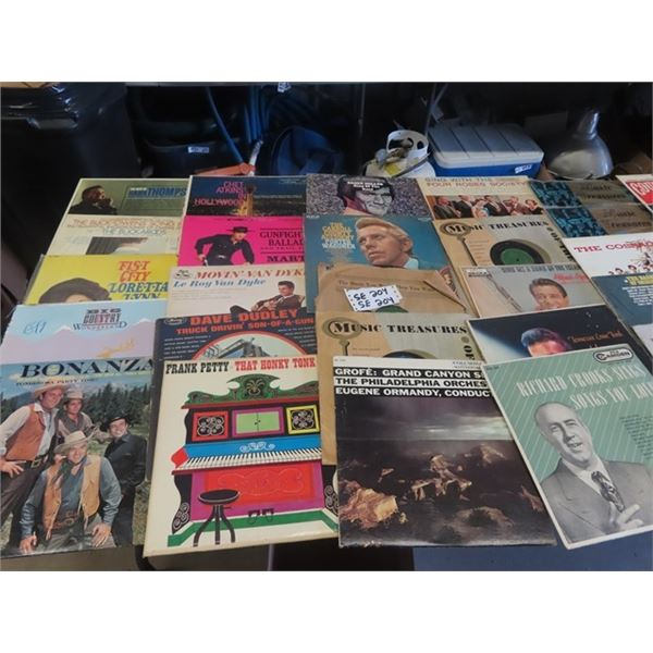 Approx 52 Records - Various Artists - Country & Jazz