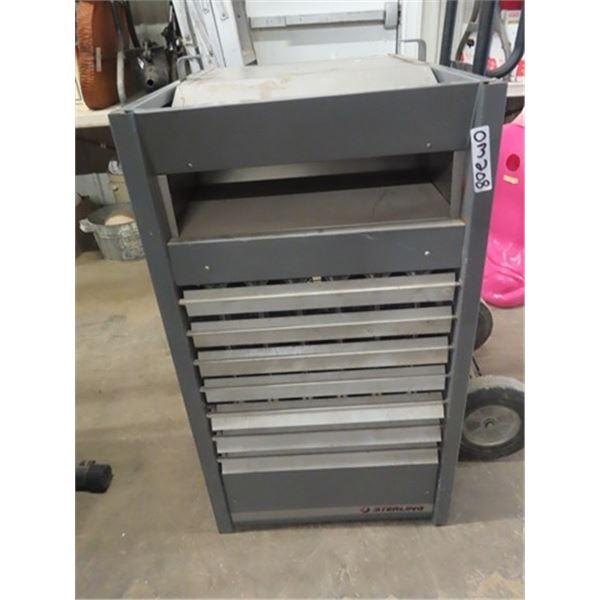 (OM) Stereling Q Y F 150 Gas Heater