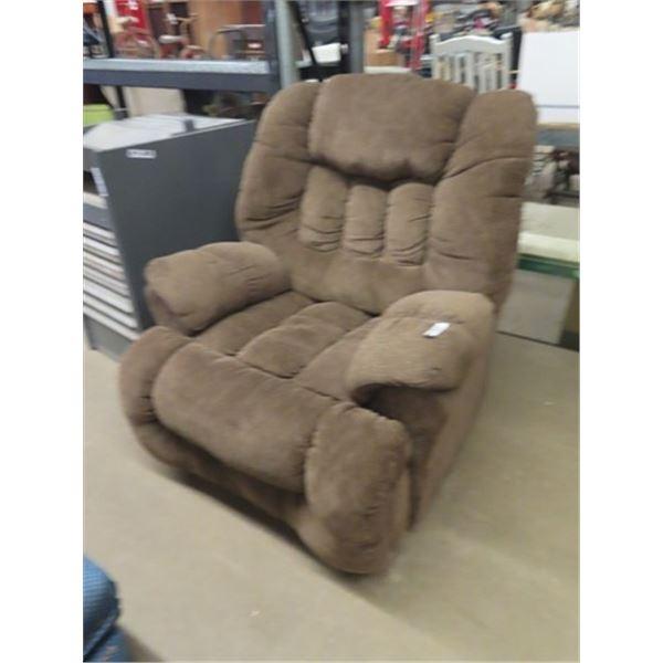 (OM) LR Reclining Cloth Chair