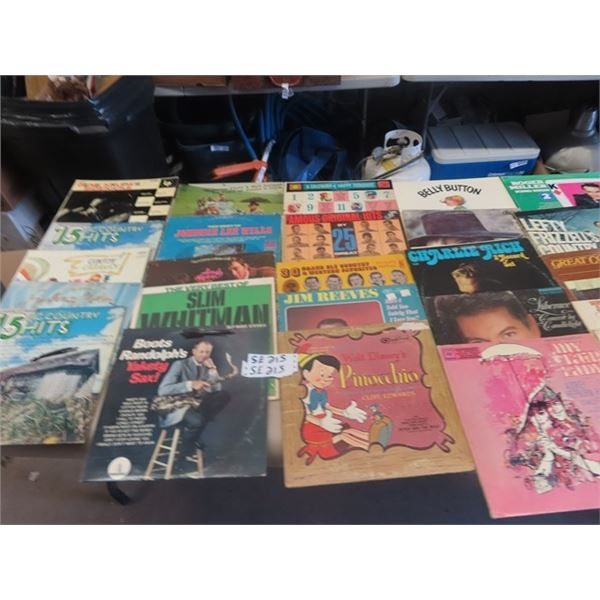 35 Records - Various & 16 CD's