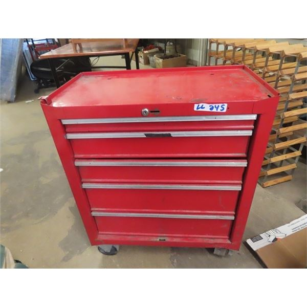 Metal Tool Cabinet, Bottom Only