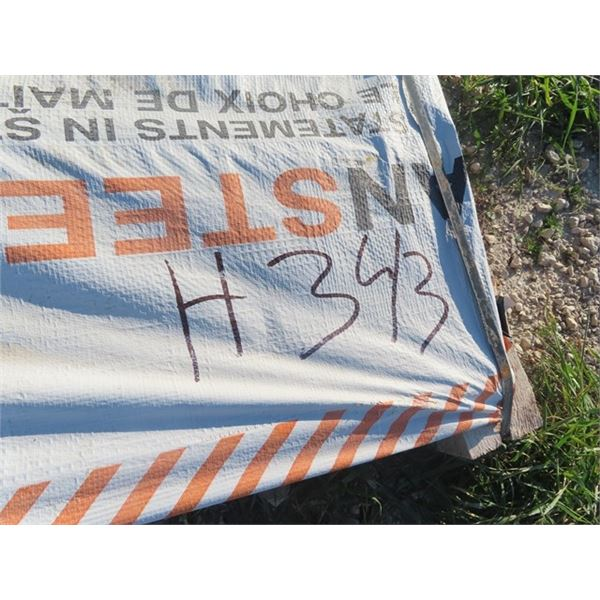 """Galv Steel Cladding Sheet Metal 10 Pcs 117"""" One Money for all"""