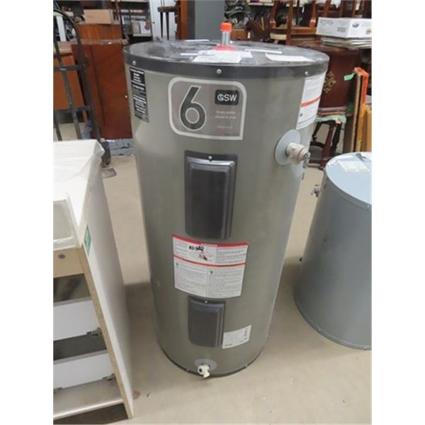 New GSW 48 Gal Hot Water Tank- More Info On Last Picture