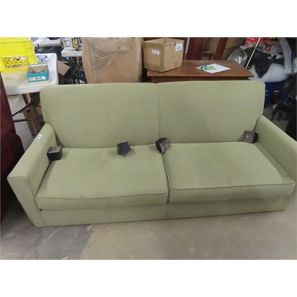 Cloth Couch - Nice Condition