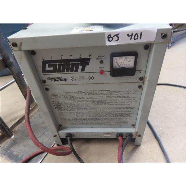 Little Giant Fork Lift Battery Charger