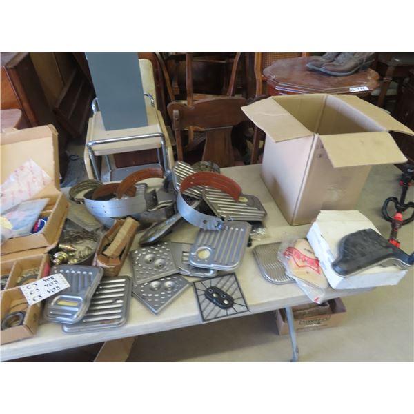 Auto Parts, Clutch Plus More