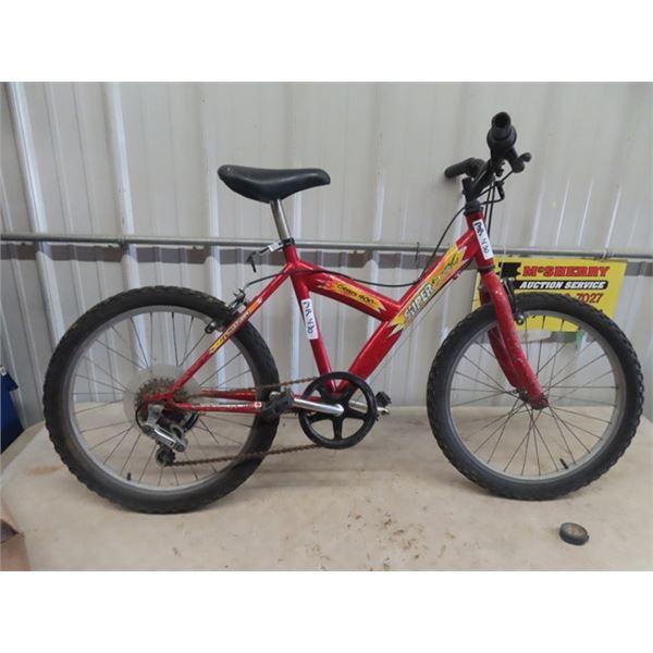Super Trax Pedal Bike - Youths