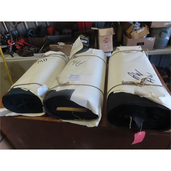 3 Bolts of Uniform Material