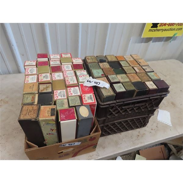Approx 65 Player Piano Rolls of Music