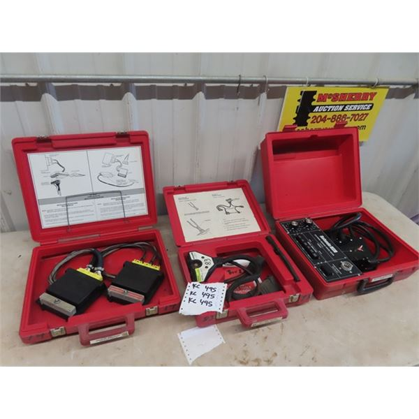 3 Ford Tester & Specialty Kits