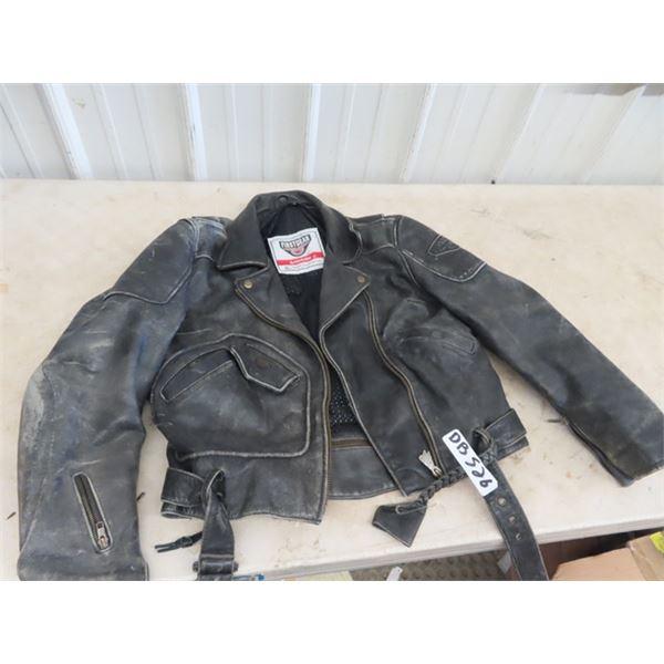 1st Gear Leather Jacket