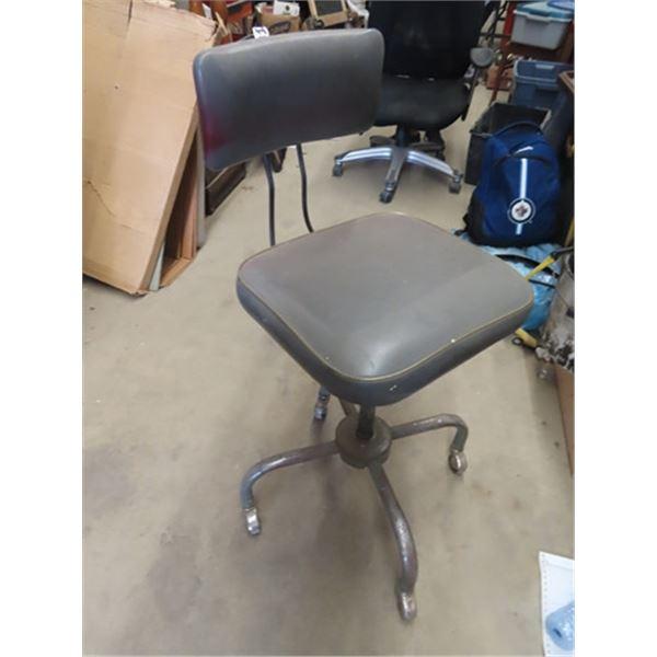(IDK) Swivel Office Chair