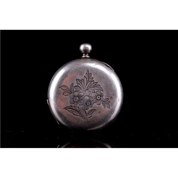 Robert Feres Geneva Art Nouveau Pocket Watch