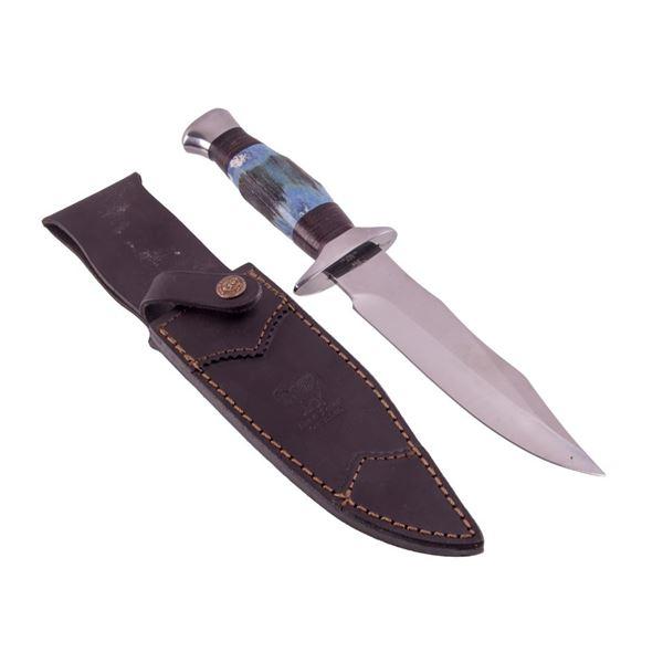 Hen & Rooster Genuine German Steel Bowie Knife