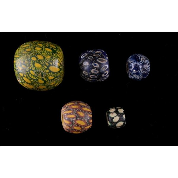Rare South Asian Majapahit Beads