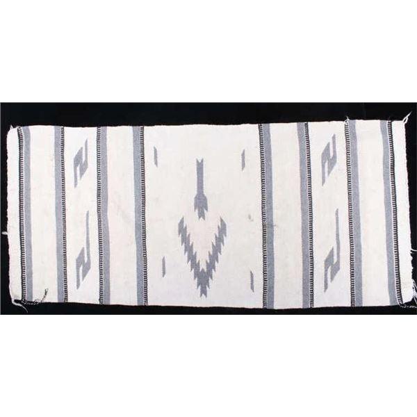 Navajo Two Gray Hills Hand-Woven Rug