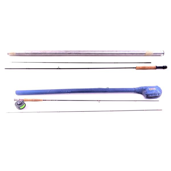 Redington & Walton Powell Fly Rods & Cases