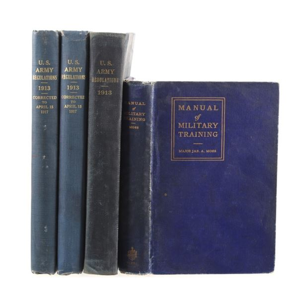U.S. Army Regulations & Training Manual Collection