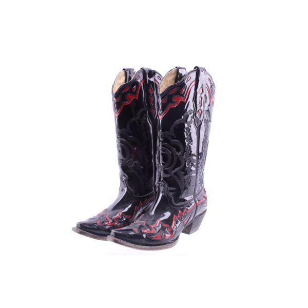 Corral Mexico Fancy Cowboy Boots Men's Size 6.5
