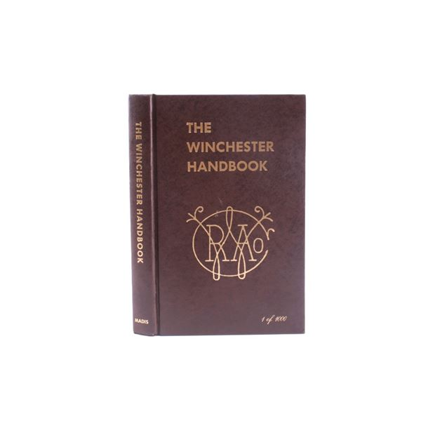 1981 1st Ed. The Winchester Handbook by Madis