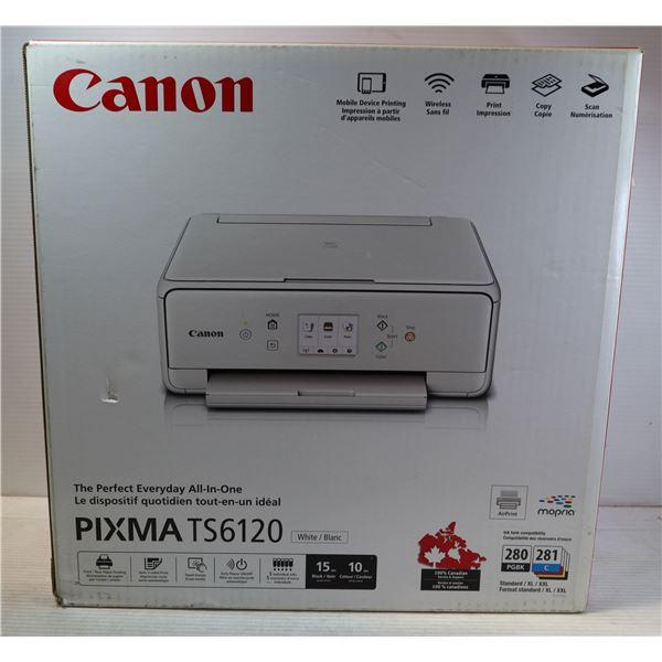 BRAND NEW CANON PIXMA TS6120 PRINTER. WIRELESS