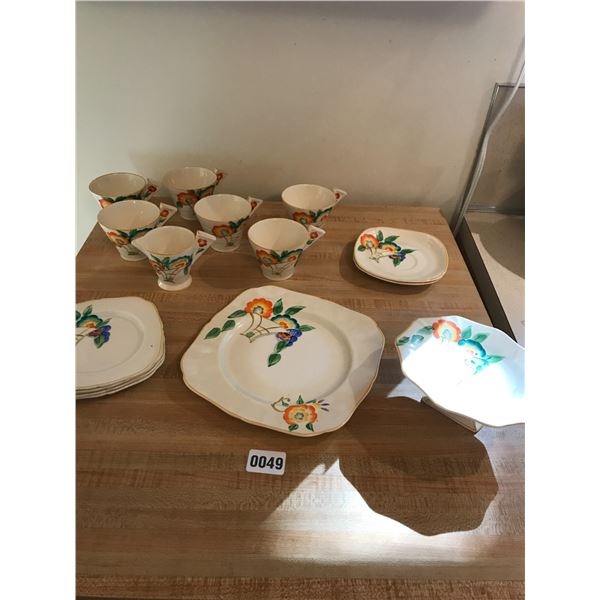 Cups, Plates & Serving Dishes