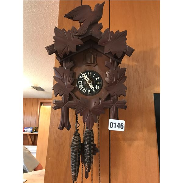 Vintage Coo Coo Clock