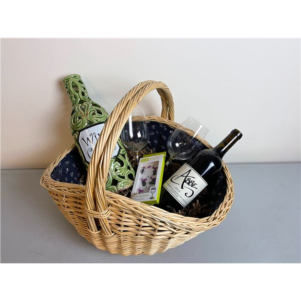 Corky Wine Basket