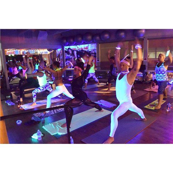 Private Yoga Party