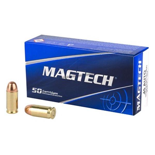 MAGTECH 45ACP 230GR FMJ - 50 Rds