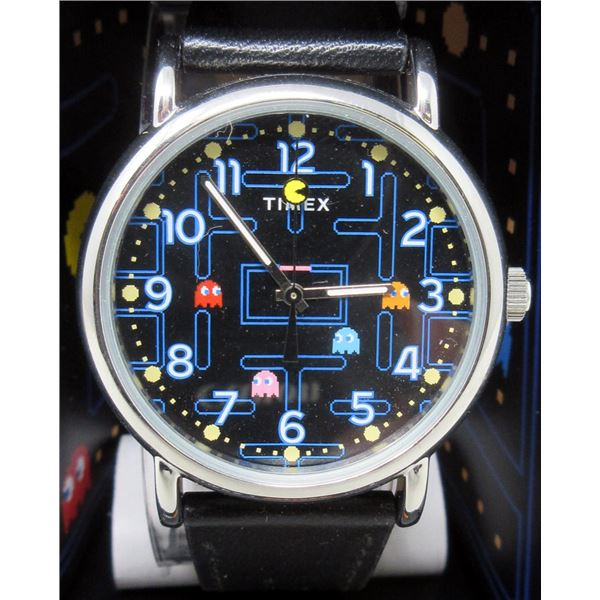 New Timex Indiglo Pac Man 40th Anniversary Watch