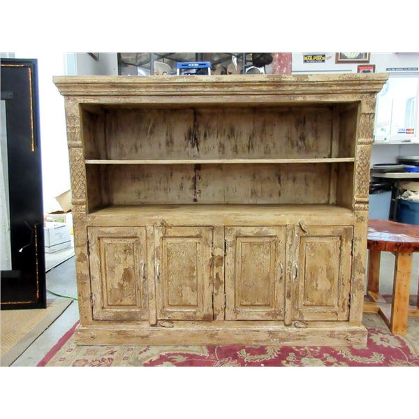 Moe's Furniture Shelf Unit with Bottom Doors