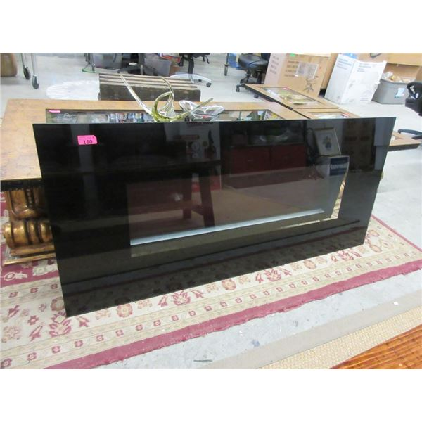 """58"""" Electric Wall Mount Fireplace"""