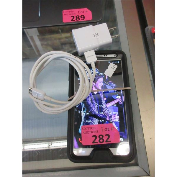 Samsung Galaxy 3Cell Phone w/ Charger - Powers Up