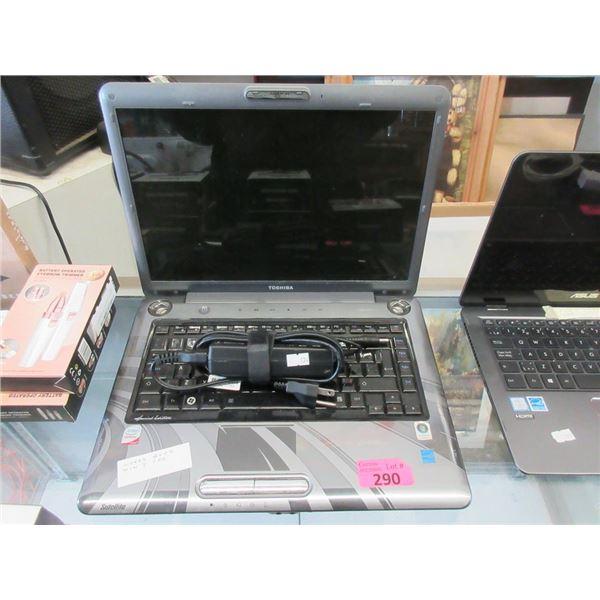Toshiba Satellite Laptop with Windows 7 Pro