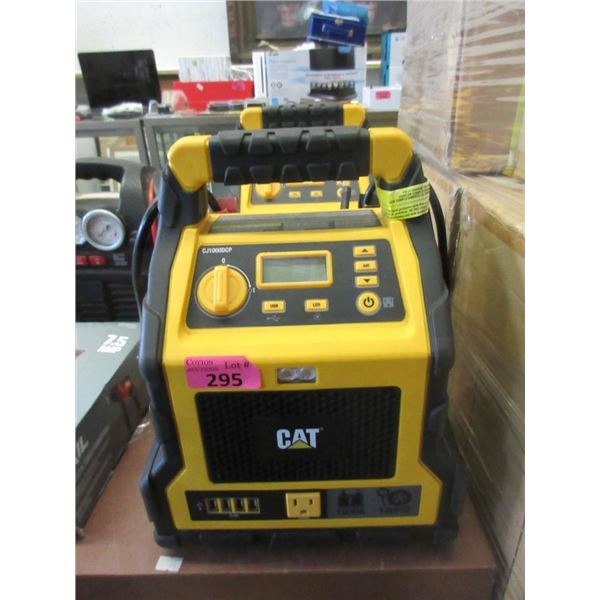 CAT Power Booster Box - Store Return