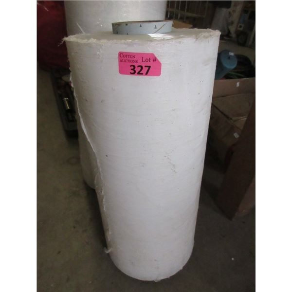 Small Roll of Poly Film