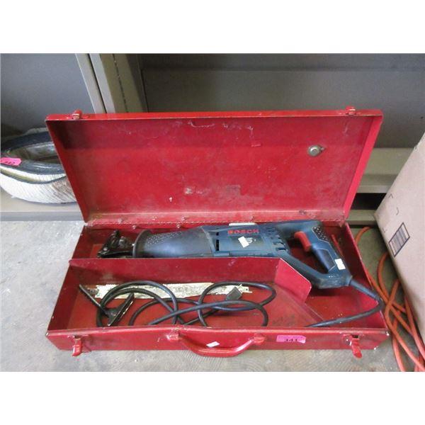 Bosch Electric Saw-Z-All