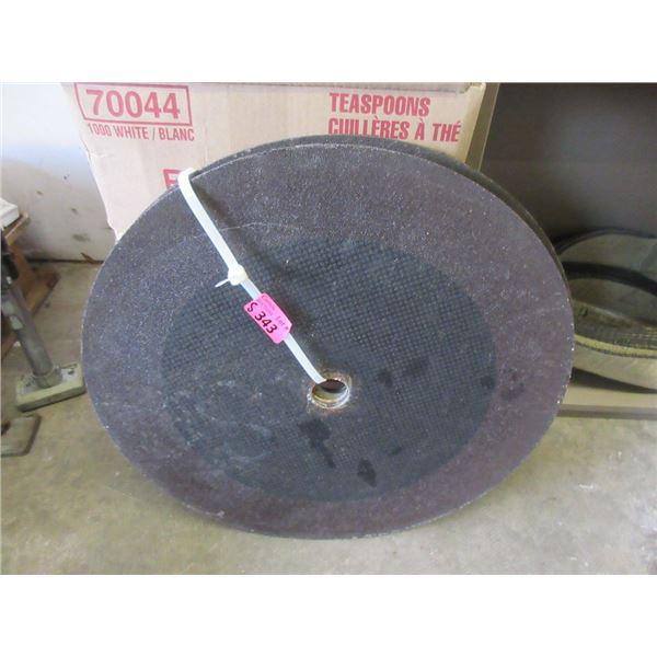 """Five 20"""" Cutting Discs"""