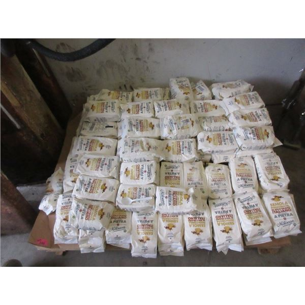90 x 1 KG Bags of Molisana Semolina Flour