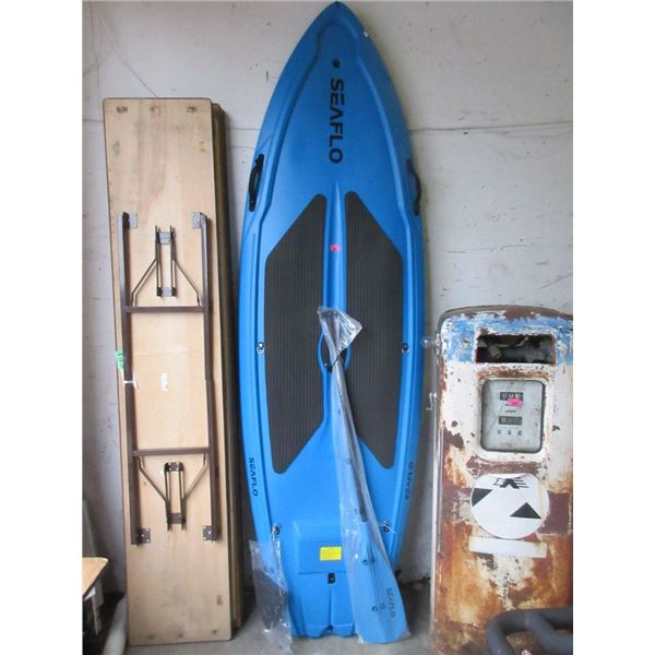 Blue Seaflo Adult Paddle Board