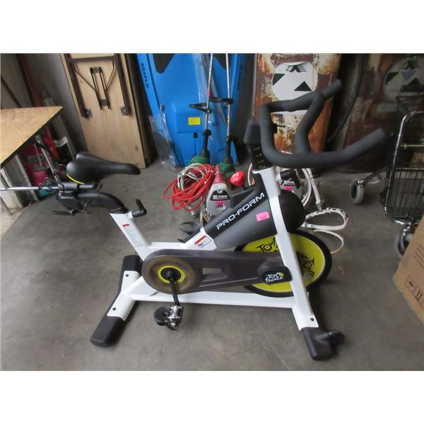 Pro-Form Exercise Bike - Missing a pedal